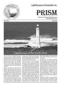 Prism - Edition 1, 2005