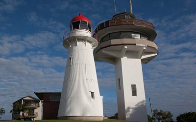 Lighthouses of Caloundra
