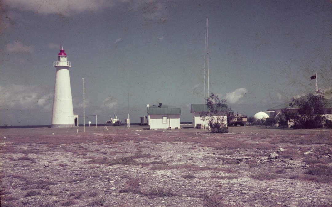 Lady Elliot Island Lighthouse 1970