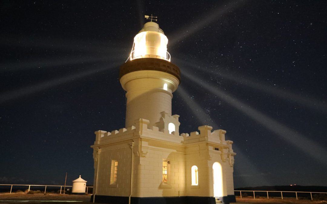 Pt Perpendicular – International Lighthouse Weekend