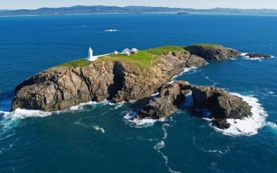 South Solitary Island – Flights and Tours