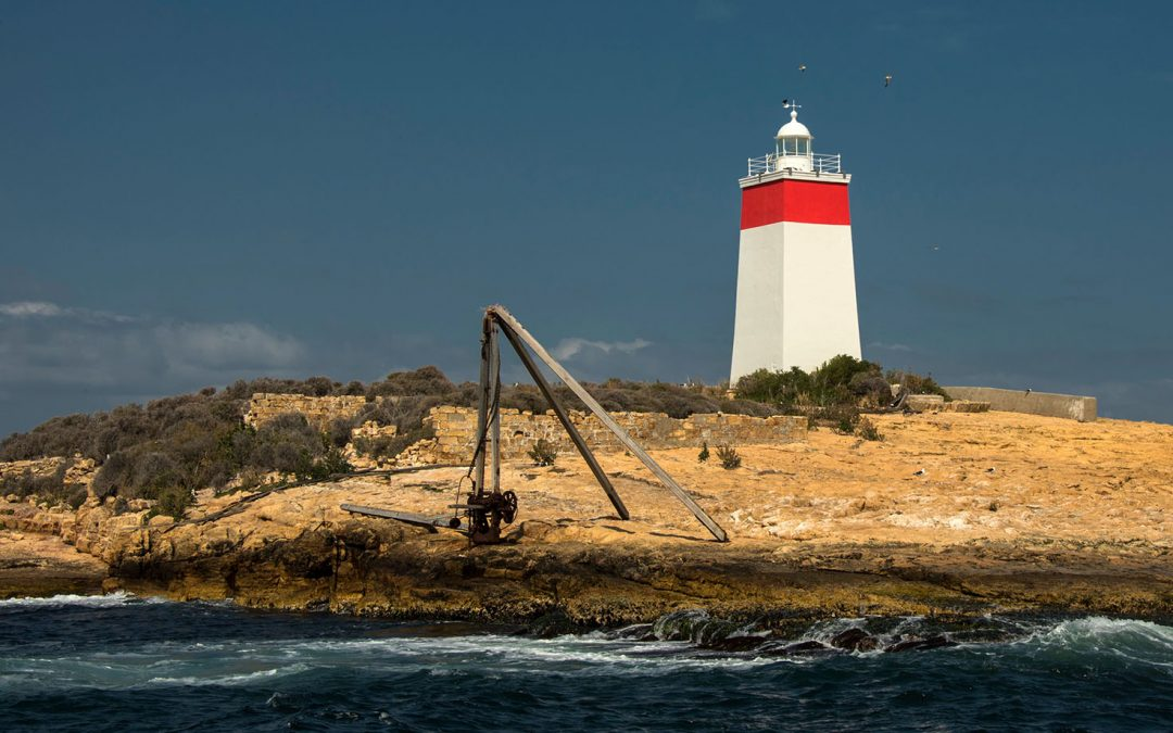 Iron Pot Lighthouse Jan 2020 Ron Fehlberg