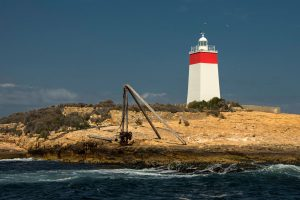 Iron Pot Lighthouse Jan 2020 Ron Fehlberg