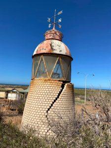Old Babbage Island lantern 2020