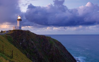 Cape Byron named 2021 Heritage Lighthouse of the Year
