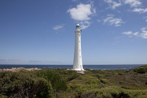 Cape Sorell Lighthouse by Garry Searle